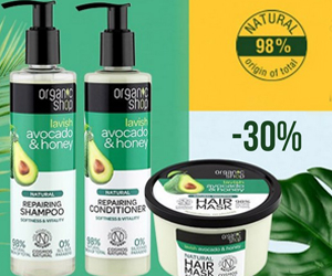Organic shop -30%!