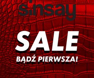 Sinsay: Wielka wyprzedaż!