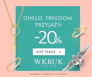 Piękna biżuteria -20% w W.Kruk!