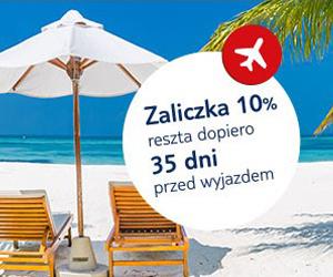 Rezerwuj urlop w TUI!