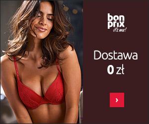 BonPrix: Przesyłka gratis!