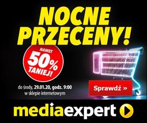 Do -50%  w Media Expert