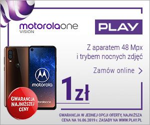 Motorola One w Play!