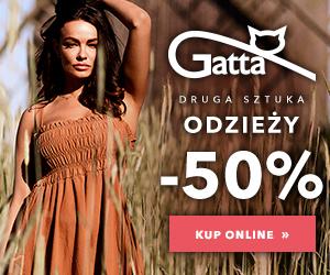 -50%  w Gatta