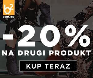 -20% na drugi produkt!