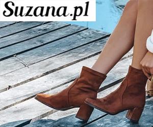 Suzana: buty na każdą okazję!