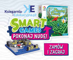 Smart Games - pokonaj nudę!