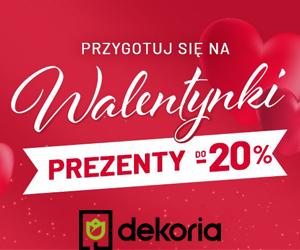 Rabata do -20% w Dekoria