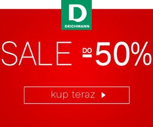 Sale w Deichmann!