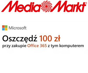 -100 zł za Office 365 !