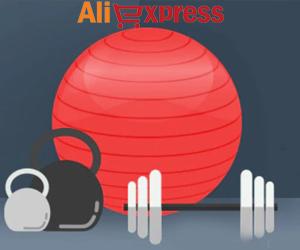 Sportowe produkty na AliExpress!