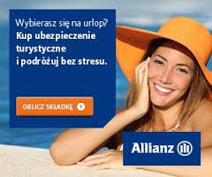 Podróżuj bez stresu z Allianz