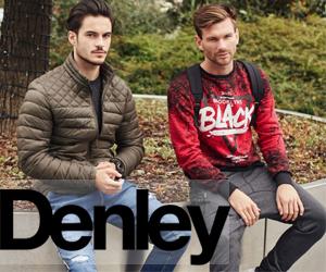 Ubrania od Denley!