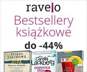 Książki, bestsellery - Ravelo