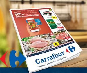 Zakupy w Carrefour