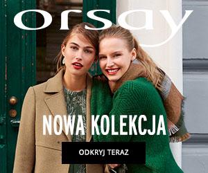 Nowe trendy Orsay!