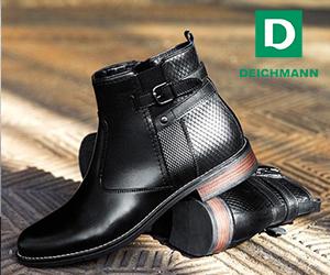 Deichmann -20% na obuwie