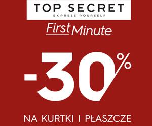 First minute w Top Secret!