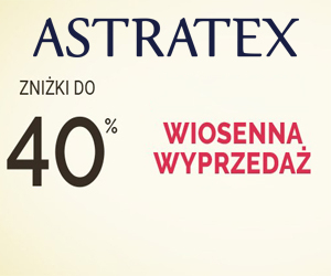 Astratex: zniżka do -40%