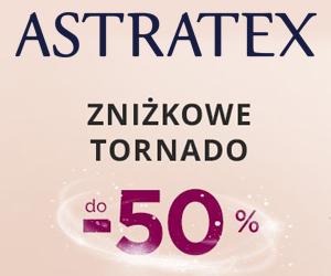 Bielizna -50% w Astratex!