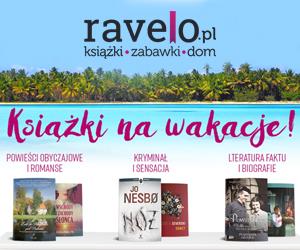 Książki na wakacje!
