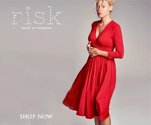 Oryginalne ubrania Risk made in Warsaw