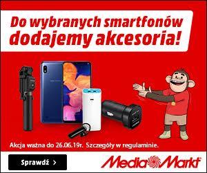 Kup telefon i zyskaj akcesoria!
