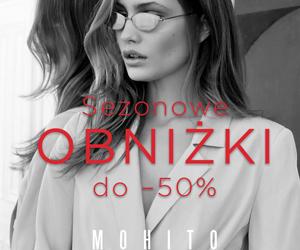 Zniżki do -50% w Mohito!