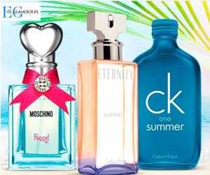 Perfumy na lato!