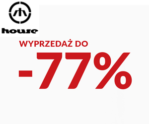 House: Zniżki do -77%