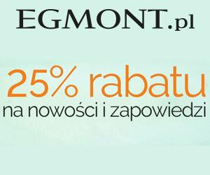 Nowości taniej o 25%!