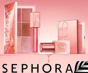 Rabat -15% na kosmetyki Sephora!