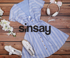 Akcesoria i dodatki w Sinsay!