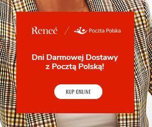 Darmowa dostawa w Reene!