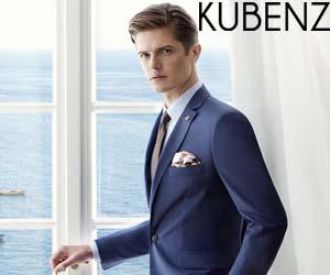 Moda męska w Kubenz!