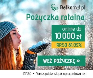 Pożyczka online!