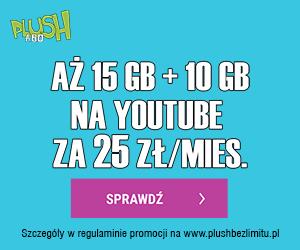 Wyjątkowa oferta Plush