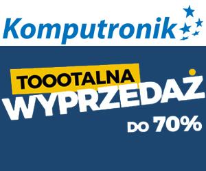 Komputronik do -70% !