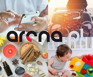 Arena.pl - wielkie zakupy