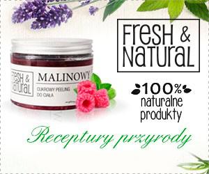 100% naturalne produkty