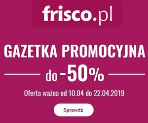 Frisco: Okazje do -50% !