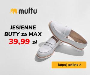 Buty jesienne za MAX 39,99 zł!