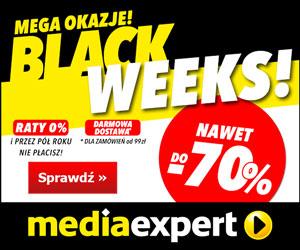 Black Weeks -70%