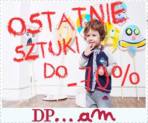 Ubranka dziecięce w PROMOCJI do -70%