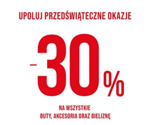 4F: Świąteczne okazje -30%