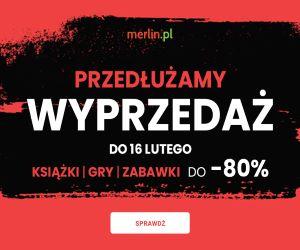 Wyprzedaż w Merlin.pl