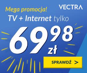 Telewizja+ internet za 69,98 zł