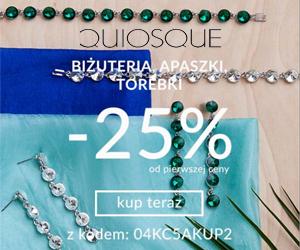 Biżuteria i torebki -25%
