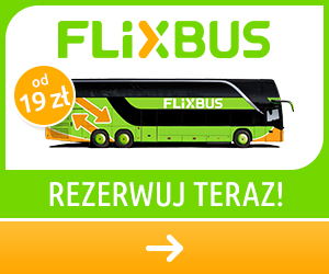 Podróżuj z Flixbus!