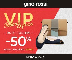 -50% na buty i torebki